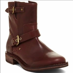 UGG Fabrizia Boot Dark Brown Size 8.5